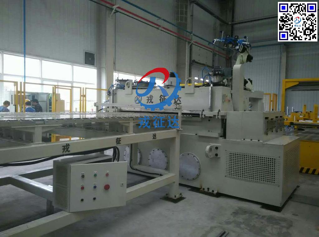 钢板自动化清洗生产线