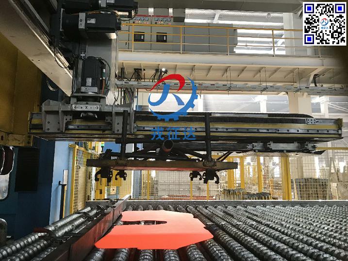 高强度钢热成型冲压生产工艺装备